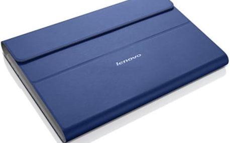 Pouzdro na tablet polohovací Lenovo Folio Case pro TAB 2 A10-70 (ZG38C00133) modré