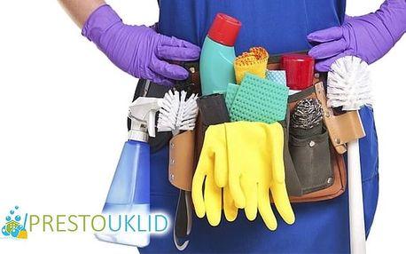 Jednorázový úklid bytu nebo profesionální čištění koberců