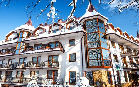5* wellness pobyt v luxusním hotelu v Polsku