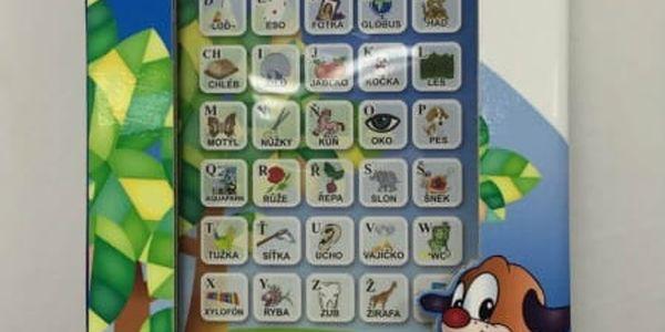 Pafíkův minitablet Iphone