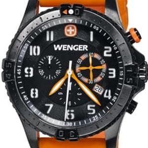 Wenger Squadron Rescue Chrono 60758 + pojištění hodinek, doprava ZDARMA, záruka 3 roky