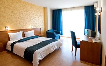 Hotel Complex Sunrise Club, Bulharsko, Černomořské pobřeží, 8 dní, Letecky, All inclusive, Alespoň 3 ★★★, sleva 8 %, bonus (Levné parkování u letiště: 8 dní 499,- | 12 dní 749,- | 16 dní 899,- , Parkování u letiště zdarma)