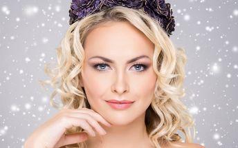 Zimní hydratační vlasová péče pro dámy