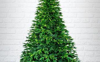 Umělý vánoční stromek - Smrk Platinum Tajga 180 cm