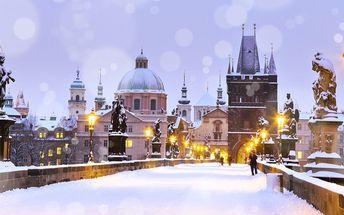 Pobyt pro dva v centru Prahy v 4* hotelu
