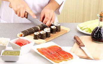 Rolujte jako mistr: Kurz sushi pro pokročilé