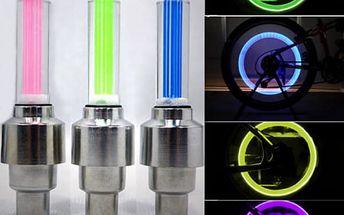 Balení osvětlení na ventilky s pohybovým senzorem