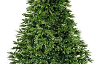 Umělý vánoční stromek - Smrk Platinum přírodní 180 cm