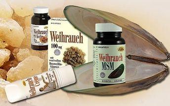 Ulevte bolestivým kloubům pomocí extraktu z Kadidlovníku