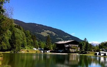 Silvestr na horách: Rakousko - Kaprun / Zell am See na 8 dní, all inclusive s dopravou vlastní