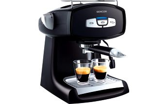 Pákové espresso Sencor SES 2010BK