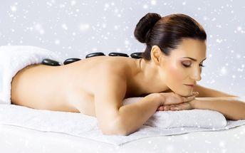 Masáž vás zbaví ztuhlých svalů i bolesti zad