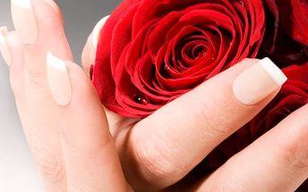 Parafínový zábal na ruce, peeling rukou a japonská manikúra P-SHINE. Balíček péče o ruce.