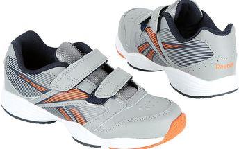 Chlapecká obuv Reebok Play Range KC vel. EUR 30,5, UK 12,5