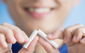 Přestaňte kouřit díky antinikotinové terapii