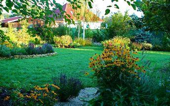 Konzultace se zahradním designérem