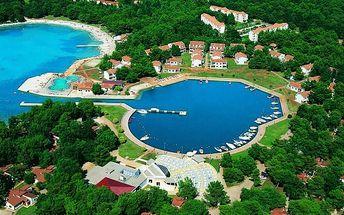 Apartmány SOL STELLA, Chorvatsko, Istrie, 8 dní, Vlastní, Bez stravy, Alespoň 3 ★★★, sleva 20 %