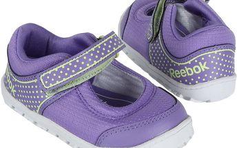 Dívčí obuv Reebok Ventureflex Mary Jane vel. EUR 23,5 UK 6,5