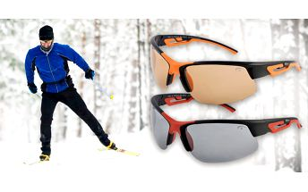 Fotochromatické sportovní brýle FEEL