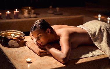 90minutový balíček: Thajská masáž a aroma lázeň