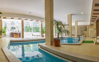 Luxusní pobyt v Hévízu s wellness a stravou