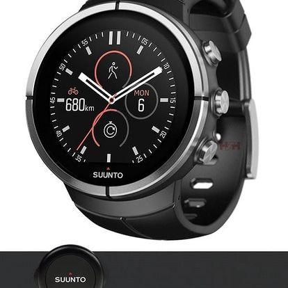 Suunto Spartan Ultra HR, černá - SS022658000
