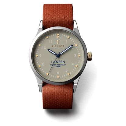 Triwa Dawn Lansen Brown Dots Mono TW-LAST113-MD010212 + pojištění hodinek, doprava ZDARMA, záruka 3 roky