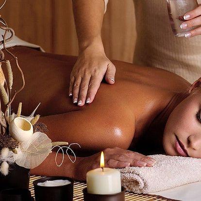 Přechytračte zimu: Prohřívací masáž dle výběru