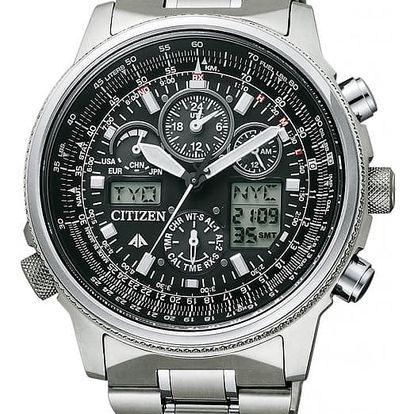 Citizen Global RC JY8020-52E + pojištění hodinek, doprava ZDARMA, záruka 3 roky