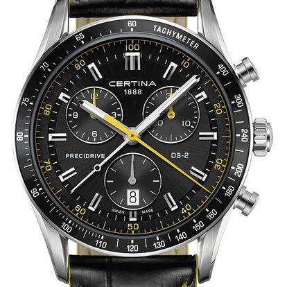 Certina C024.447.16.051.01 + pojištění hodinek, doprava ZDARMA, záruka 3 roky