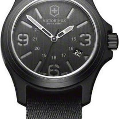 Victorinox Original 241517 + pojištění hodinek, doprava ZDARMA, záruka 3 roky