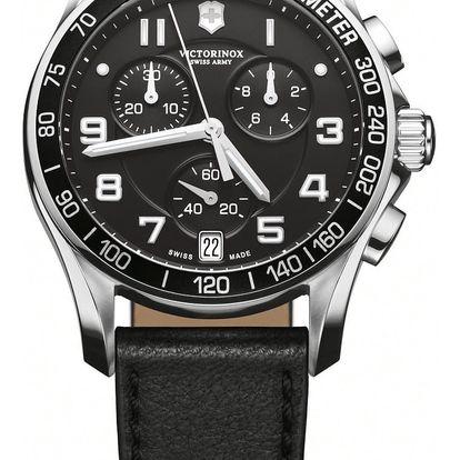 Victorinox Chrono Classic 241493 + pojištění hodinek, doprava ZDARMA, záruka 3 roky