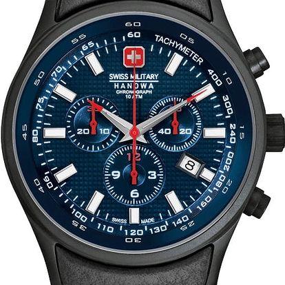 Swiss Military Hanowa 4156.13.003 + pojištění hodinek, doprava ZDARMA, záruka 3 roky