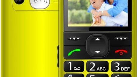 CPA Halo 11, žlutý