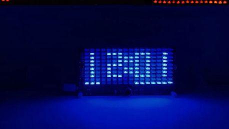 Složte si sami - Digitální hodiny