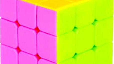 Rubikova kostka 3x3 v reflexních barvách