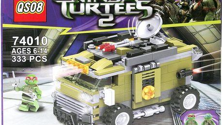 Stavebnice želvy Ninja Turtees 2 QS08