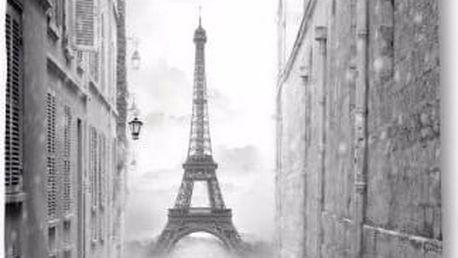 3D povlečení romantická Paris