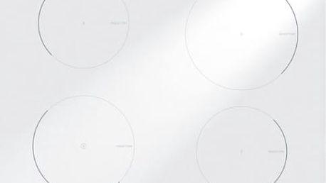 Indukční varná deska Mora Premium VDIS 642 FFW bílá