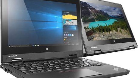 Lenovo ThinkPad 11e, černá - 20D9002AMC