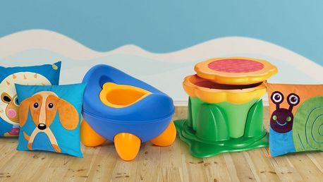 Výbavička pro miminka i batolata