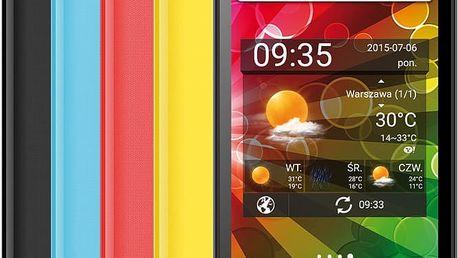 myPhone FUN 4, černá - TELMYAFUN4BK
