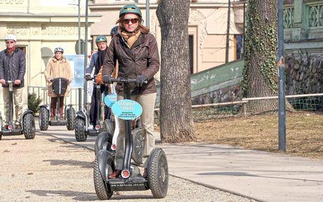 Zažít Brno jinak: Projížďka městem na segwayi