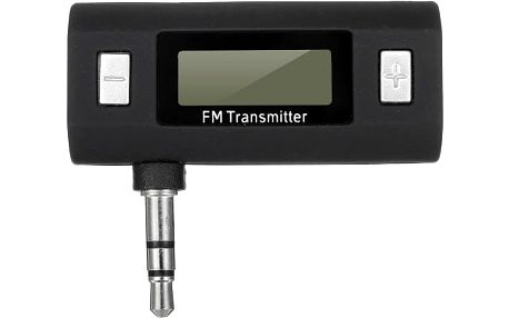 FM transmitter na telefon a MP3 s handsfree