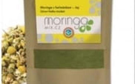 Moringa s heřmánkem - čaj 30g