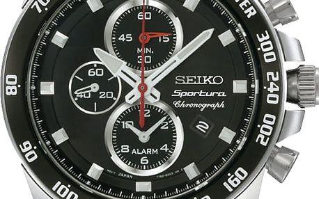 Seiko SNAE69P1 + pojištění hodinek, doprava ZDARMA, záruka 3 roky