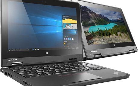 Odolný notebook Lenovo ThinkPad 11e s otočným displejem