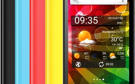 Smartphone myPhone Fun 4 Dual SIM + 4 kryty