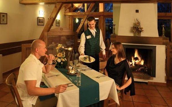 Zvěřinové menu pro dva v restauraci Lovecká chata2