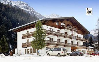 Rakouské Alpy s all inclusive a wellness